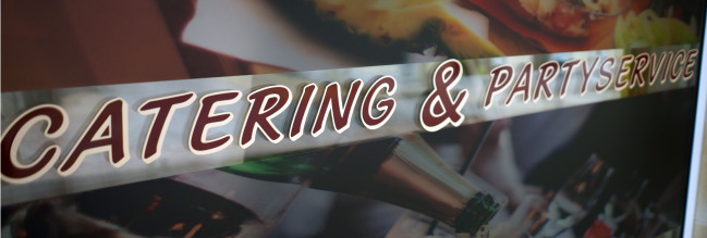 Catering und Partyservice